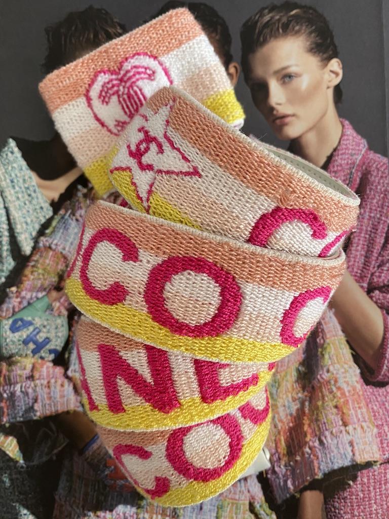 Chanel Towel