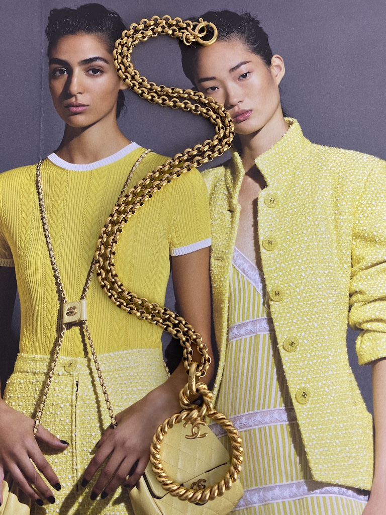 Chanel Pendant