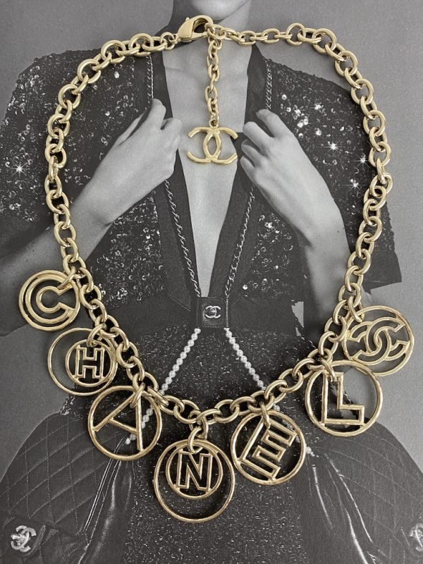 Chanel Cruise Necklace