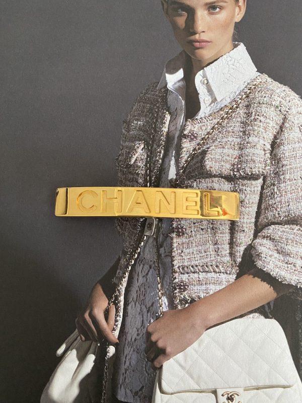 Chanel Hairslide