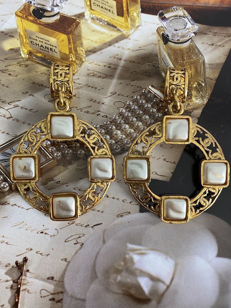 Rare Chanel Earrings