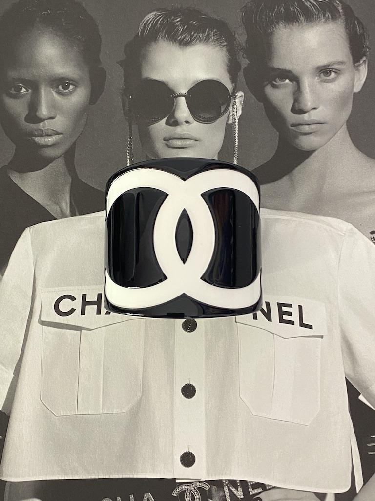 Chanel CC Cuff