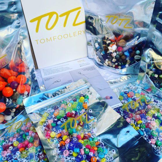 TOTL TomFoolery Jewellery Making