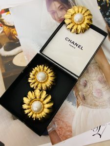 Chanel Daisy Set