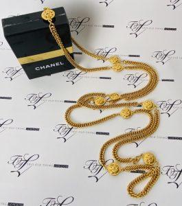 Chanel Sautoir