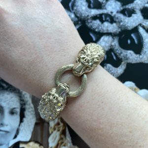Chanel Lion Bangle