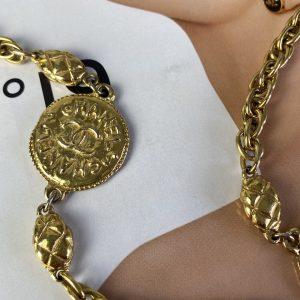 Chanel CC Necklace