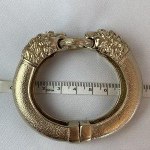 Lion Chanel Cuff