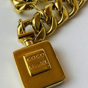 Chanel Vintage Perfume Belt
