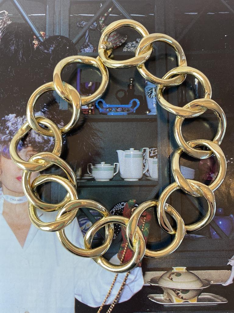 Chanel Jumbo Necklace