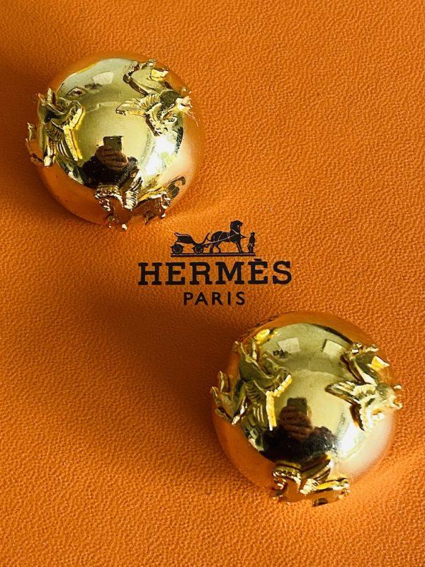 Hermès Earrings